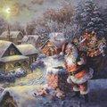 С новым годом | Виртуальные открытки
