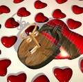 День святого Валентина | Виртуальные открытки